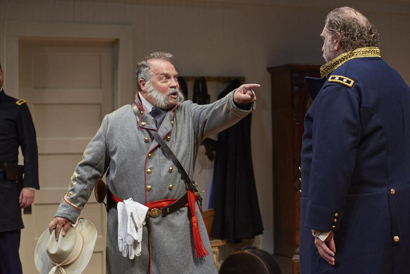 BWW Review: Portland Stage Opens 45th Season with BEN BUTLER