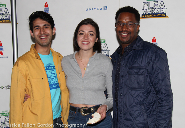 Cheech Manohar, Barrett Wilbert Weed, and Rick Younger Photo