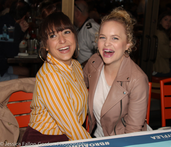 Photos: All The Stars Come Out For The 2018 Broadway Flea Market and Grand Auction