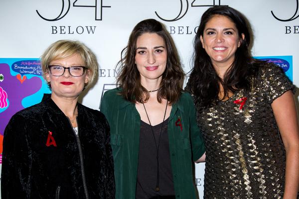Martha Plimpton, Sara Bareilles, Cecily Strong