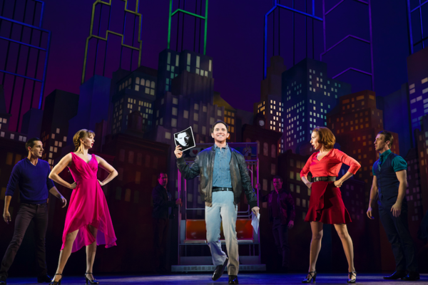Photo Flash: Get a First Look at Santino Fontana and the Cast of Broadway-Bound TOOTSIE