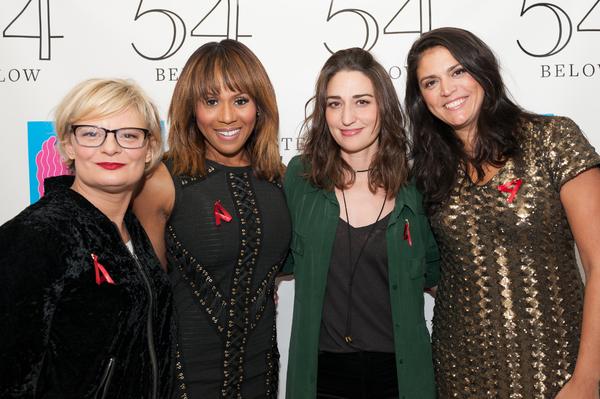 Martha Plimpton, Deborah Cox, Sara Bareilles, Cecily Strong