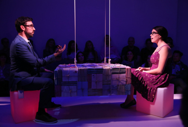 Photo Flash: New Musical Comedy The EVOLUTION OF MANN Premieres Off-Broadway