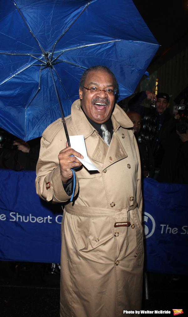 Photo Flash: Remembering Tony Winner Roger Robinson