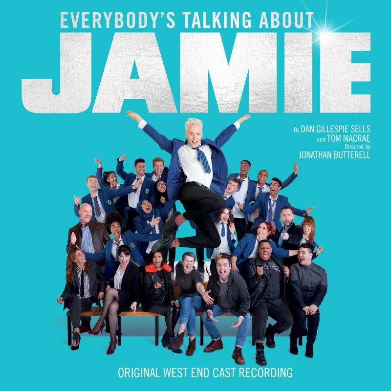 BWW Album Review: EVERYBODY'S TALKING ABOUT JAMIE (Original West End Cast Recording) is Delightfully Engaging