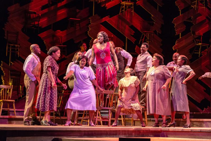 BWW Review: THE COLOR PURPLE at Paper Mill Playhouse is a Stirring and Powerful Musical