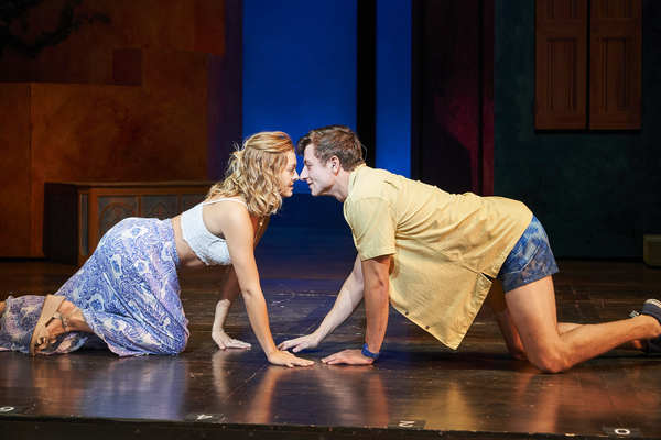 Photo Flash: Great Lakes Theater Presents MAMMA MIA!