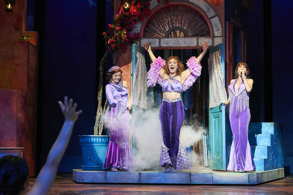 Photo Flash: Great Lakes Theater Presents MAMMA MIA!
