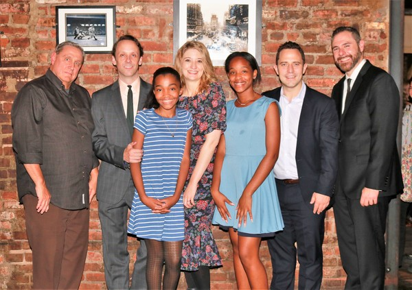 James Nicola, Mike Iveson, Rosdely Ciprian, Heidi Schreck, Thursday Williams, Oliver Butler and Jeremy Blocker