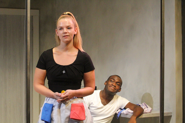 Photo Flash: First Look at Amelia Roper's ZURICH at Steep Theatre