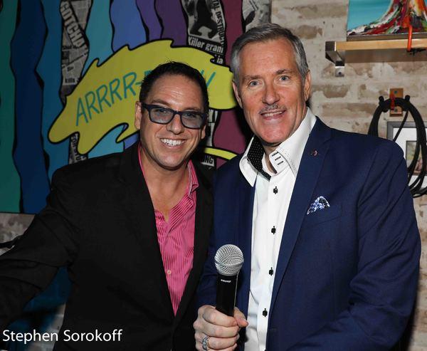 Photo Coverage: Rob Russell & Michael Masci Open Palm Beach Cabaret Season