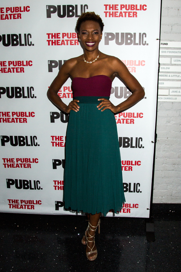 Photo Coverage: Public Theater Celebrates Opening Night of GIRL FROM THE NORTH COUNTRY