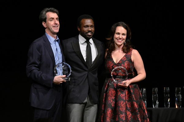 Photo Flash: Bryan Cranston, Joshua Henry, Jason Robert Brown Attend the Brady Center to Prevent Gun Violence's Bear Awards
