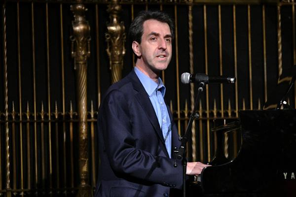 Composer Jason Robert Brown
