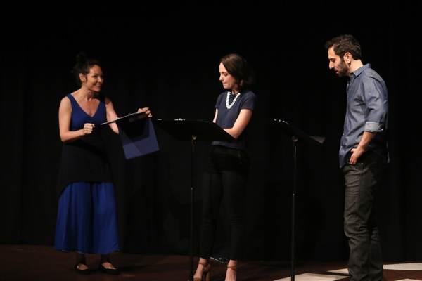 Katrina Lenk, Rachel Prather, Pomme Koch