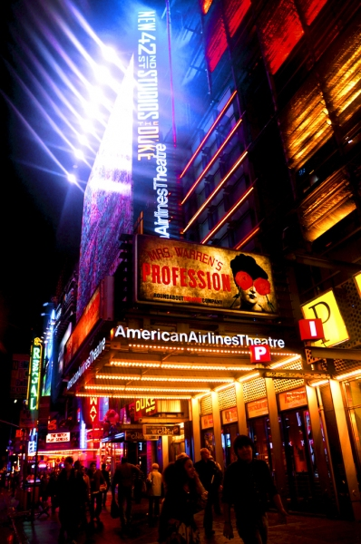 Photo Flashback: The American Airlines Theatre Turns 100!