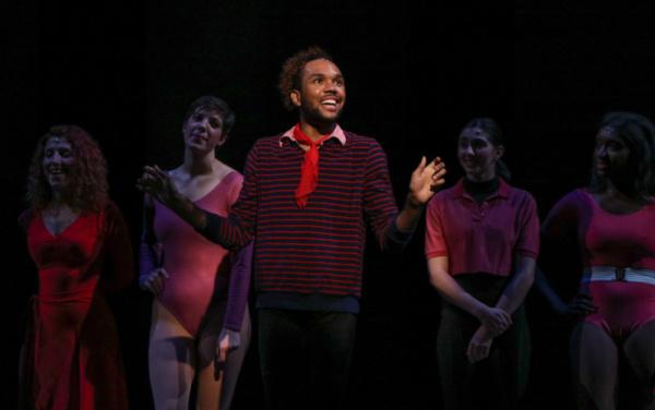 Photo Flash: A CHORUS LINE Plays Metropolis Performing Arts Centre