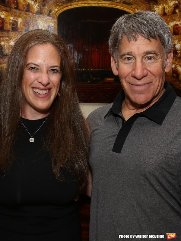 Kara Uterberg and Stephen Schwartz