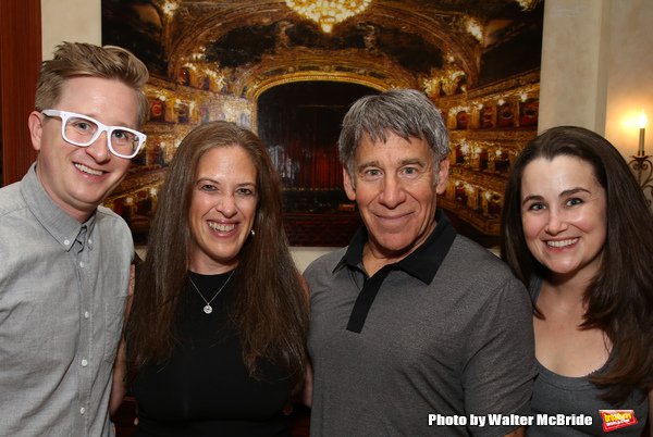 Photo Coverage: Go Inside the Dramatists Guild Foundation Salon with Kyle Jarrow!