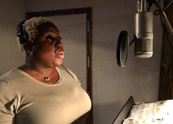 Photo Flash: NEUROSIS Cast Hits the Recording Studio!