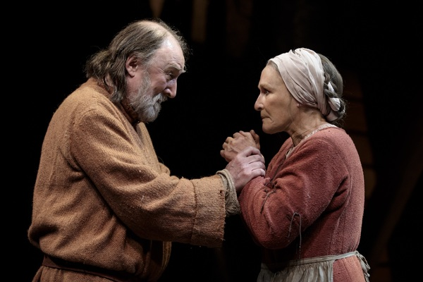 Photo Flash: First Look at Glenn Close and the Cast of MOTHER OF THE MAID