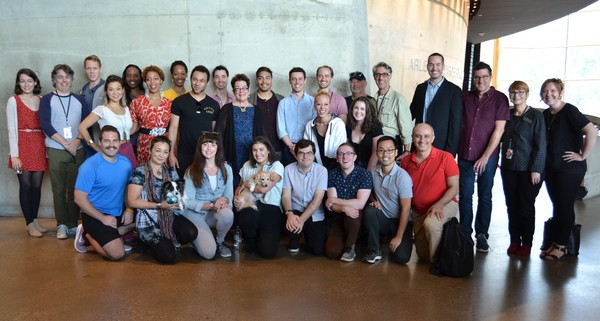Photo Flash: In Rehearsal with Arena Stage's ANYTHING GOES