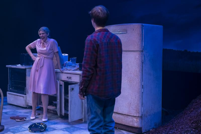 BWW Review: Catastrophic's CURSE OF THE STARVING CLASS Is the Most Beautiful Dysfunction You'll Ever See