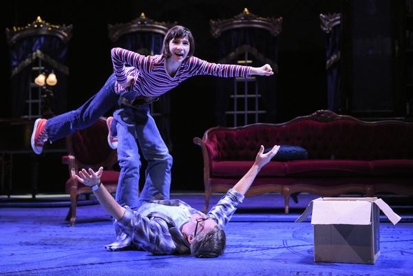 Photo Flash: TheatreWorks Silicon Valley Presents FUN HOME