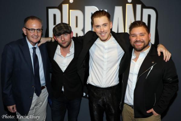 Ron Bryant, Mike Underwood, Daniel LeClaire, Julio Reyes