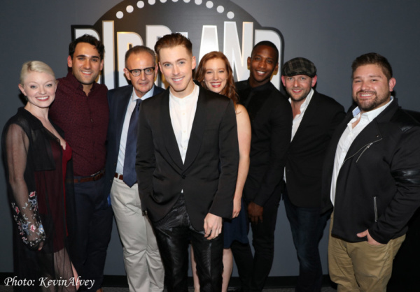 Ruby Lewis, Mike Longo, Ron Bryant, Daniel LeClaire, Kennedy Caughell, Jelani Remy, Mike Underwood, Julio Reyes