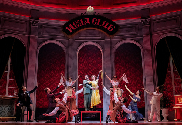 Photo Flash: Get A First Look At The European Premiere of ANASTASIA in Madrid