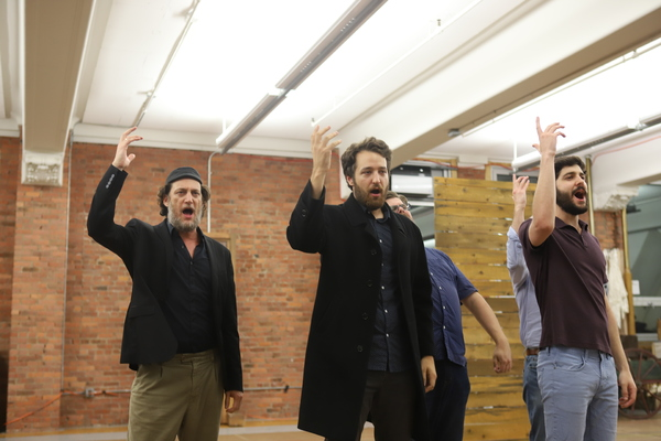 Photo Coverage: Meet The Company of FIDDLER ON THE ROOF National Tour