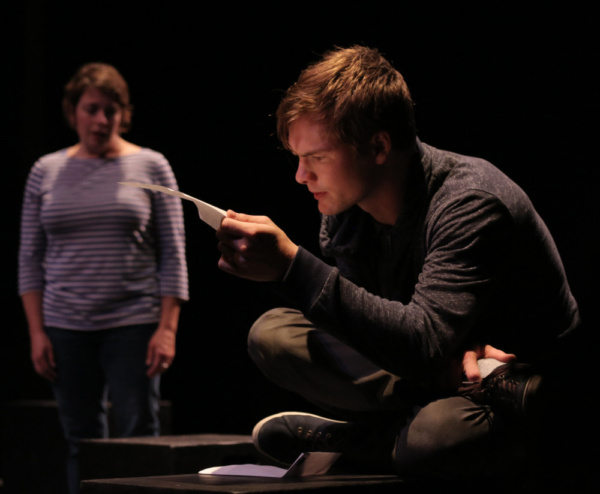 Photo Flash: First Look at Good Theater's THE CURIOUS INCIDENT OF THE DOG IN THE NIGHT-TIME