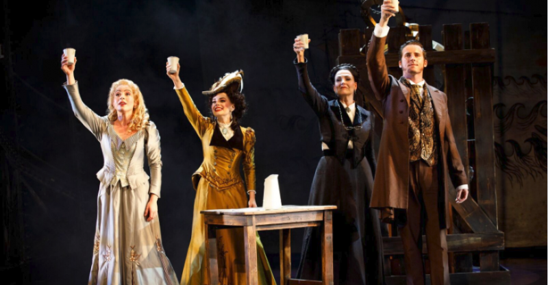 BWW Review: LOVE NEVER DIES Comes to Philly
