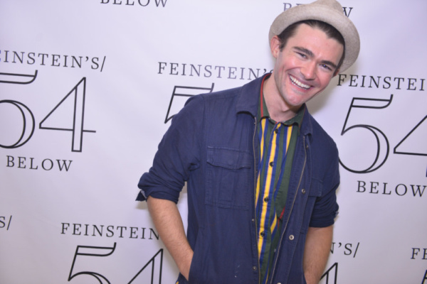 Photo Flash: 54 Sings One Direction Returns To Feinstein's/54 Below!