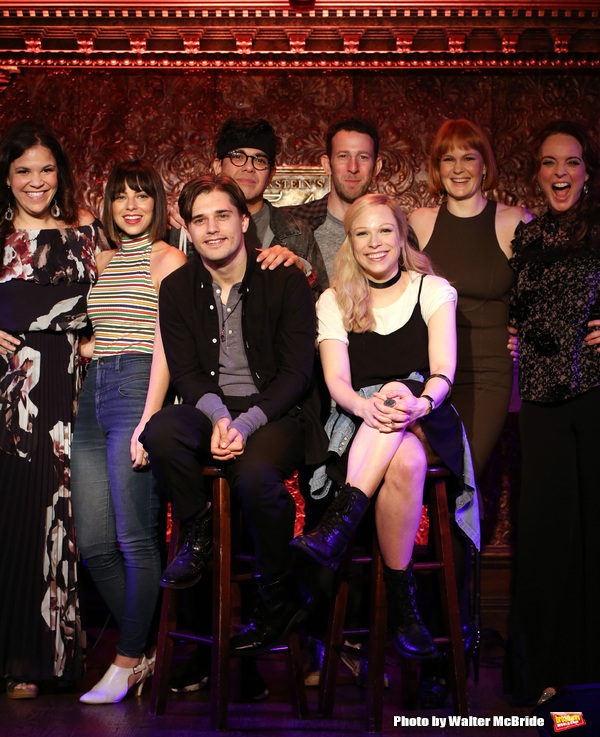 FREEZE FRAME: Lindsay Mendez, Kate Baldwin & More Preview Upcoming Shows at Feinstein's/54 Below!