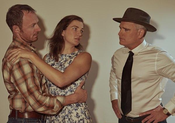 Brendan Walsh, Phoebe Dunn, Drew Allen Photo