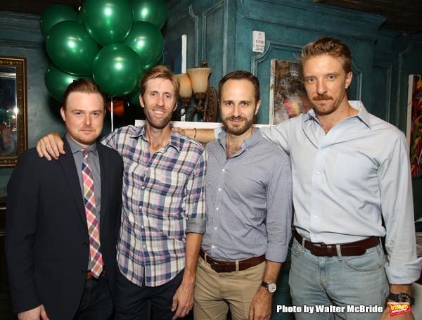 Wheelhouse founders: David Kenner, Jeff Wise, Matt Harrington and Michael Schantz Photo