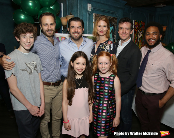 Photo Coverage: HAPPY BIRTHDAY, WANDA JUNE Cast Throws A Party at Bond 45