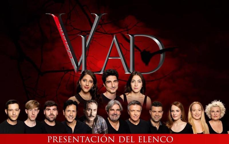 Conoce al elenco de VLAD EL MUSICAL