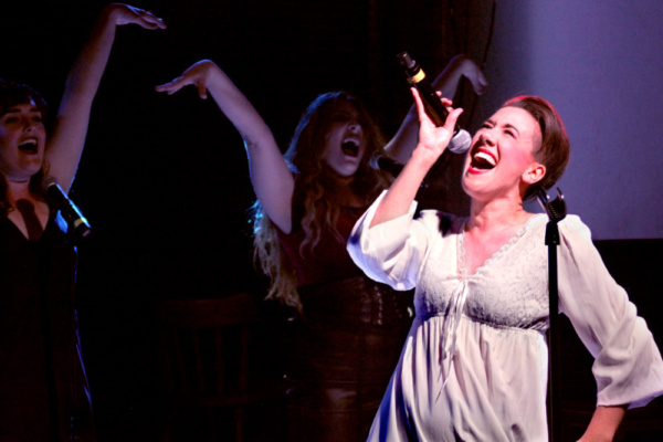 Photo Flash: Critic's Pick LIZZIE Now Extended