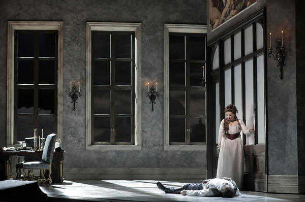 Photo Flash: First Look at San Francisco Opera's TOSCA