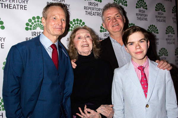 Charlotte Moore, Bill Irwin, Ciaran O'Reilly, Finn O'Sullivan Photo