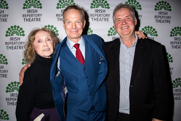 Charlotte Moore, Bill Irwin, Ciaran O'Reilly Photo