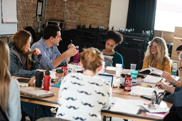 Photos: Inside Rehearsal For HONOUR at Park Theatre