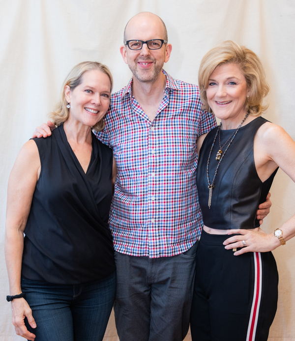 Photo Flash: Meet the Team Behind INNER VOICES; Victoria Clark, Rebecca Luker and More