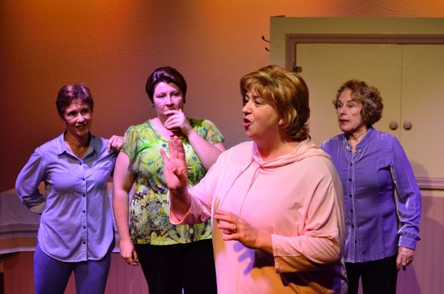 BWW Previews: WOMEN OF CALENDAR GIRLS BARE MUCH MORE THAN THEIR HEARTS at Powerstories