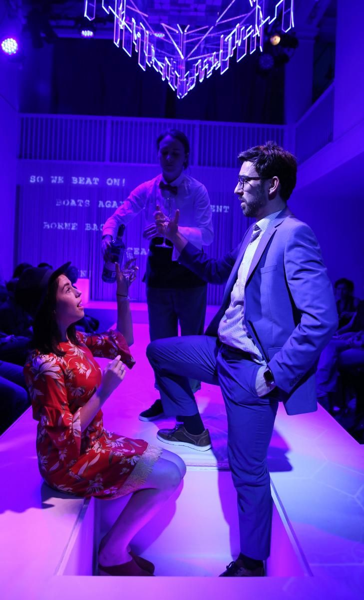 BWW Review: THE EVOLUTION OF MANN at The Cell
