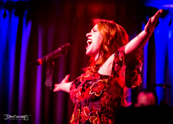 Photos: GORGEOUS: A BARBARA HARRIS TRIBUTE at The Green Room 42
