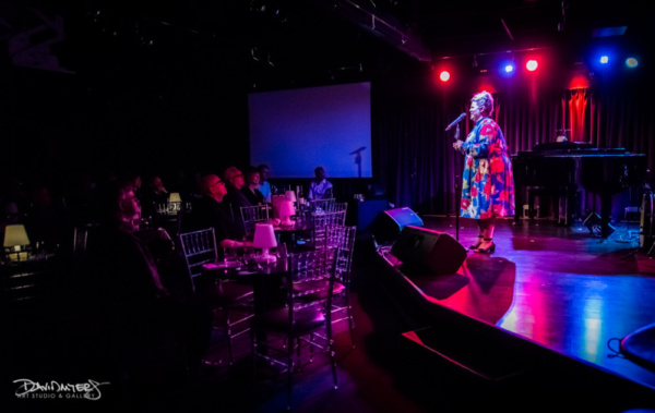 Photo Flash: GORGEOUS: A BARBARA HARRIS TRIBUTE at The Green Room 42